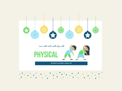 Physical dimension of wellness