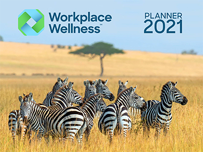 kplace Wellness planner 2021